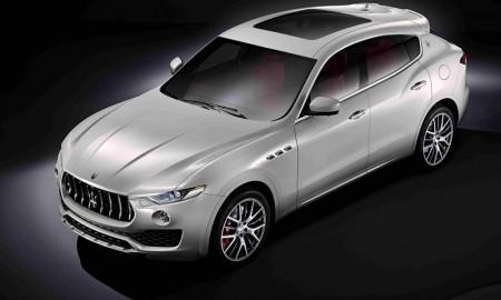 Maserati Levante z polskimi cenami