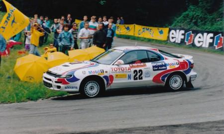 Toyota Cup w ramach pucharu Motointegrator Classicauto Cup 2016