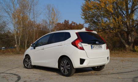 Honda Jazz 1.3 CVT Elegance - Jazz to nie tylko muzyka