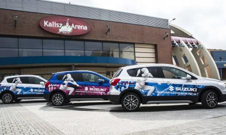 Suzuki kibicuje siatkarkom w walce o Puchar Polski