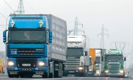 Branża transportowa jeździ w leasingu