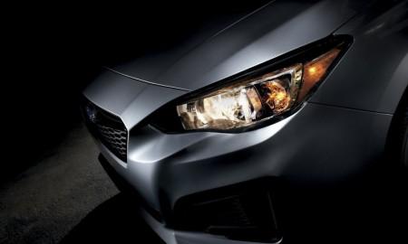 Subaru Impreza 2017 przed premierą