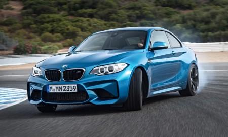 BMW wyklucza M2 Cabrio
