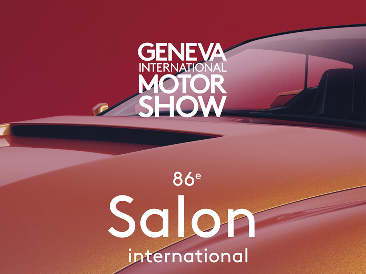 Genewa Motor Show 2016