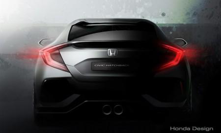 Honda Civic Prototype w Genewie