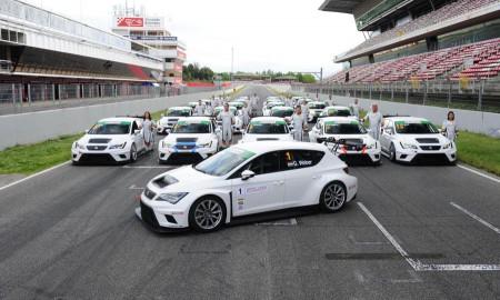 Seat Leon Cup Racer przed nowym sezonem