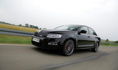 Skoda Octavia RS – Z podwójną mocą