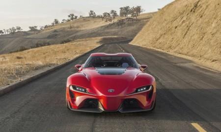 Czy nowa Toyota Supra będzie oparta na platformie Lexusa LC?