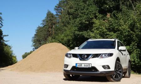 Nissan X-Trail Tekna 1.6 dCi - POWIĘKSZONY QASHQAI
