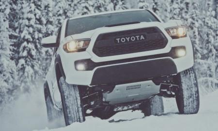 Toyota Tacoma TRD Pro - W gotowości do ciężkich zadań