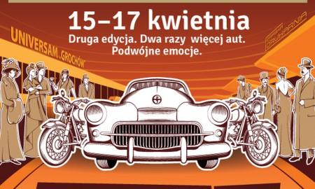Wystawa Pojazdów Zabytkowych MotoSfera Classic