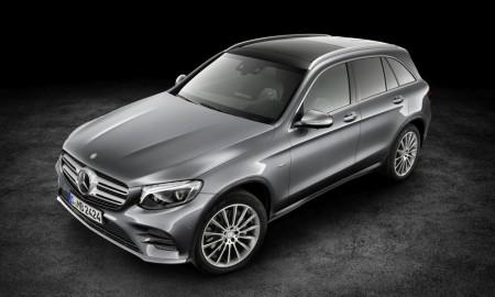 Najwyższy stopień bezpieczeństwa w Mercedesie-Benz GLC