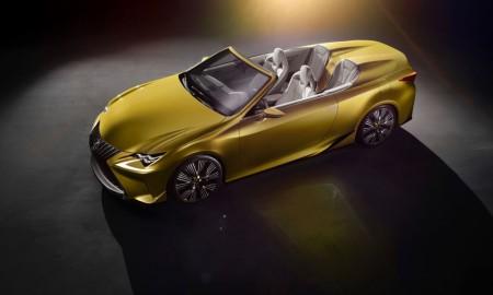 Debiut koncepcyjnego Lexusa LF-C2