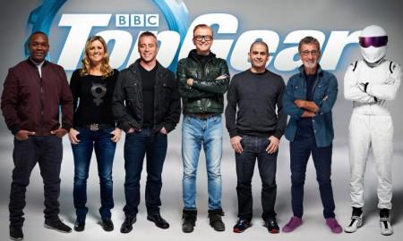 Nowa ekipa Top Gear