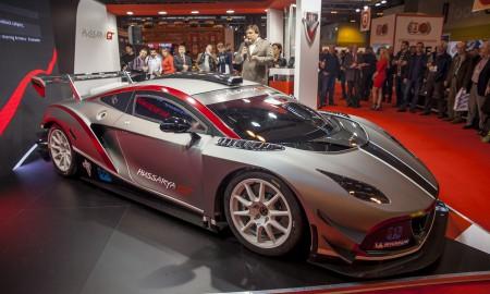 Arrinera Hussarya GT – Polski debiut w klasie GT