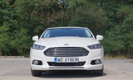 Ford Mondeo Hybrid - Hybrydowe szaleństwo