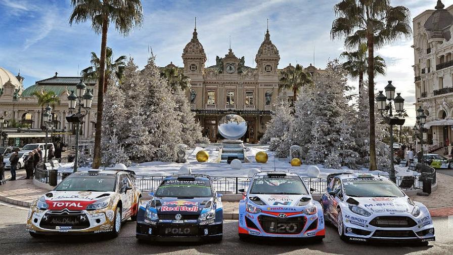 Początek sezonu WRC