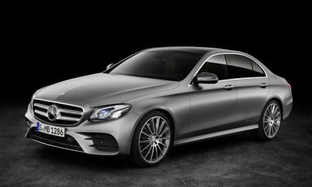 Mercedes Klasa E 2016