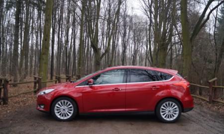 Ford Focus 1.5 EcoBoost Titanium - Dopracowany kompakt