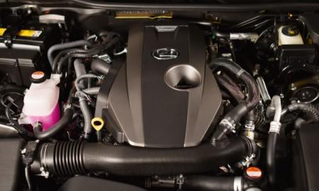 Silnik turbo dla Lexusów serii F