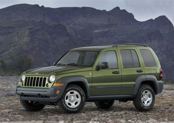 Modele Dodge i Jeep do serwisu