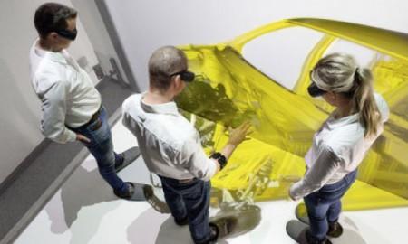 Audi testuje sterowanie gestami na potrzeby wirtualnego montażu