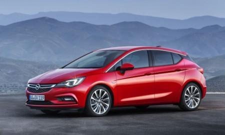 Nowy Opel Astra na targach Fleet Market 2015