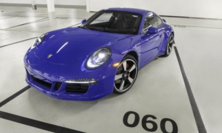 Porsche 911 GTS Club Coupe – Klub 60