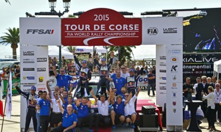 Rajd Francji – najkrótsza runda mistrzostw