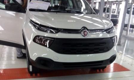 Fiat Toro – przed debiutem