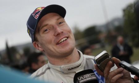Jari-Matti Latvala triumfuje na Korsyce