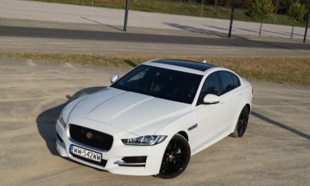 Jaguar XE 2.0 T R-Sport - Rywal dla Niemców?