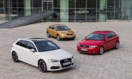 Audi A3 – Znane od 20 lat