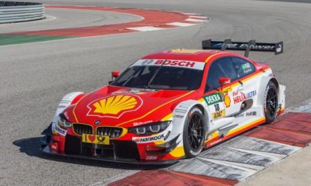 BMW i Shell w DTM