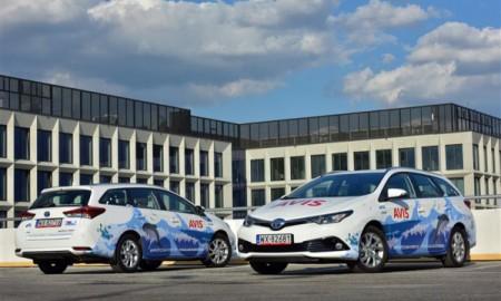 Coraz więcej hybryd w ofercie polskich wypożyczalni aut