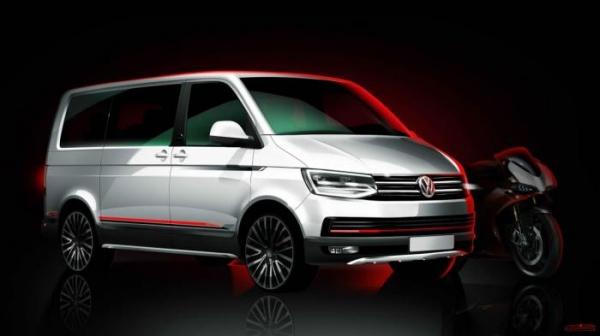 VW Multivan PanAmericana – Dla kierowcy i... motocykla