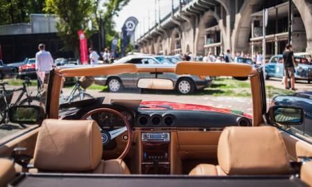 Klasyki w Stacji Mercedes
