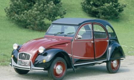 Największy światowy Zlot Citroëna 2CV