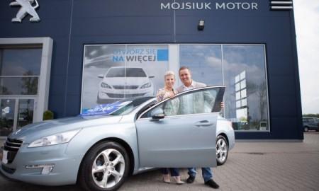 25 000 sprzedanych używanych Peugeotów