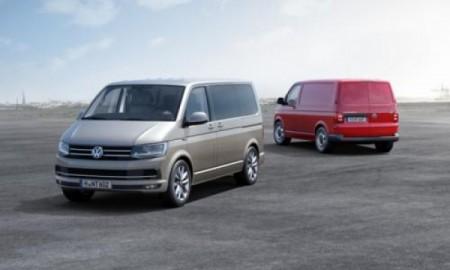 VW T szóstej generacji w salonach