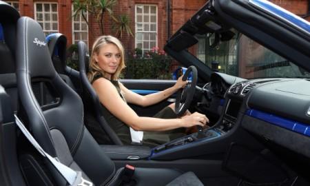 Maria Szarapowa – W drodze na Wimbledon