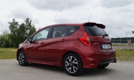 Nissan Note 1.2 Acenta (80 KM) - Pozory mogą mylić...