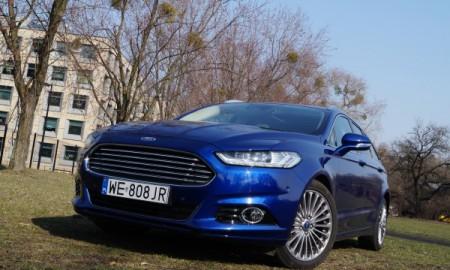 Ford Mondeo 1.5 Ecoboost Titanium - Niczym Aston Martin