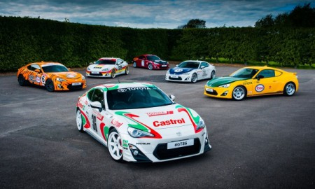 Toyota na Goodwood Festival of Speed 2015
