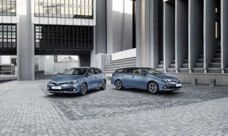 Odświeżona Toyota Auris z cenami
