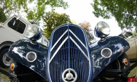 VII Ogólnopolski Zlot Zabytkowych Citroënów