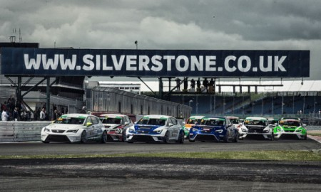 Seat Leon Eurocup na Silverstone