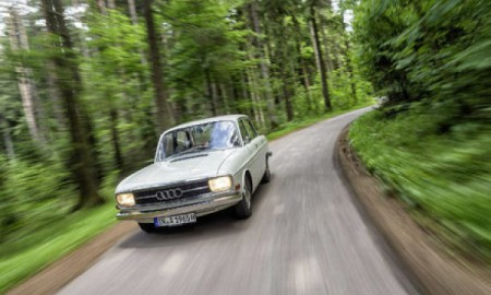Klasyki Audi podczas 10 Rajdu Donau Classic