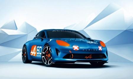 Nowe Renault Alpine