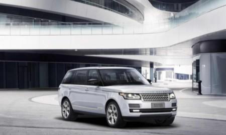 Range Rover godny królowej